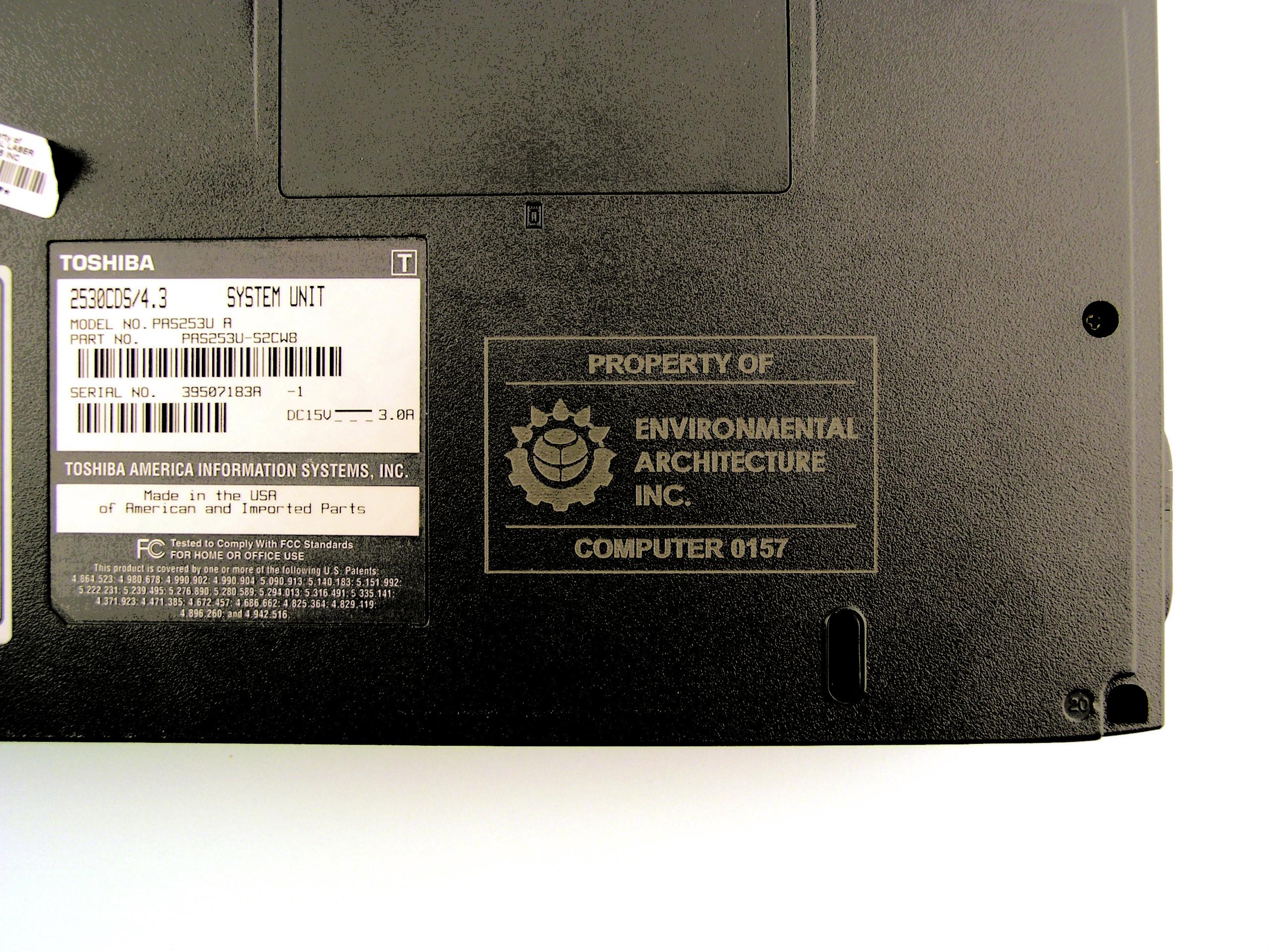 computer id