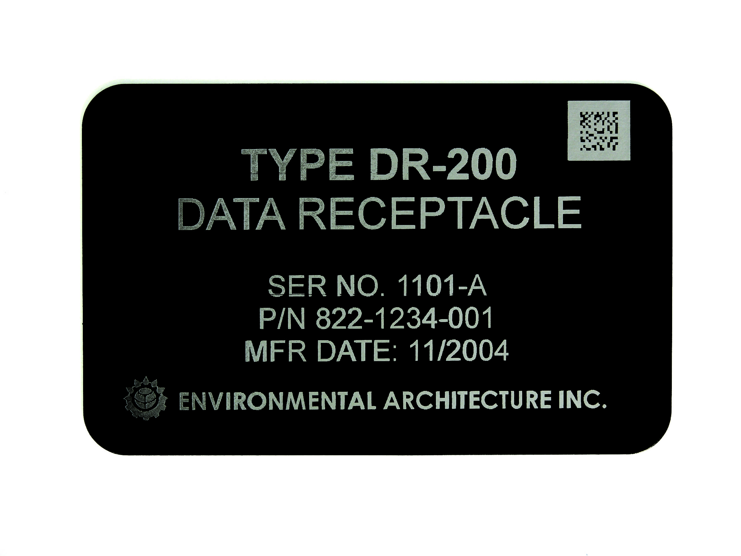 heavy duty anodized tag