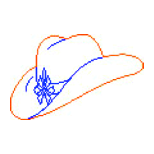 Hat CorelDRAW Free Sample Image