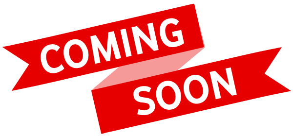Coming Soon sign for Used Systems