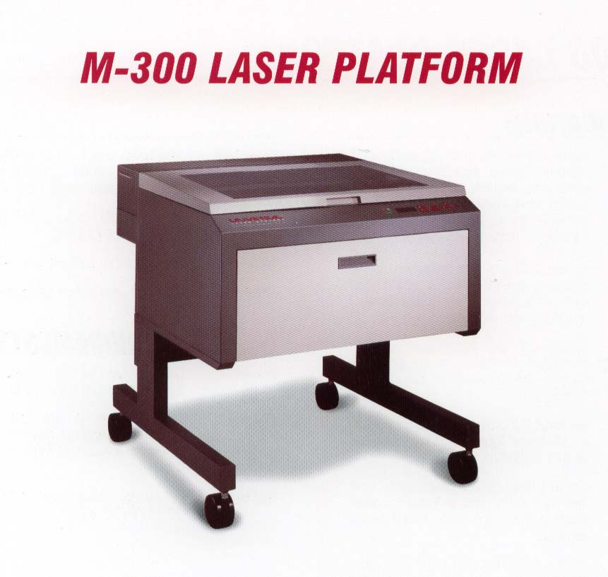 M-300 Universal Laser System-Stock